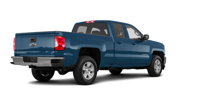 2018 Chevrolet Silverado 1500 LT 1LT   Photo 5   Deep Ocean Blue Metallic