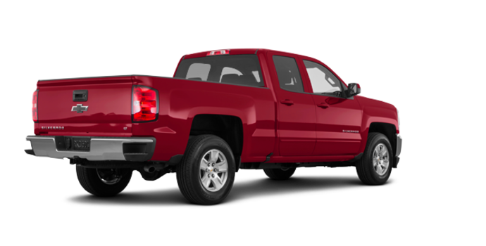 2018 Chevrolet Silverado 1500 LT 1LT   Photo 5   Cajun red tintcoat