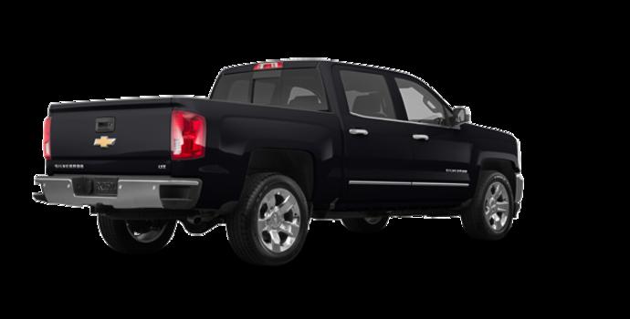2018 Chevrolet Silverado 1500 LTZ 1LZ   Photo 5   Black