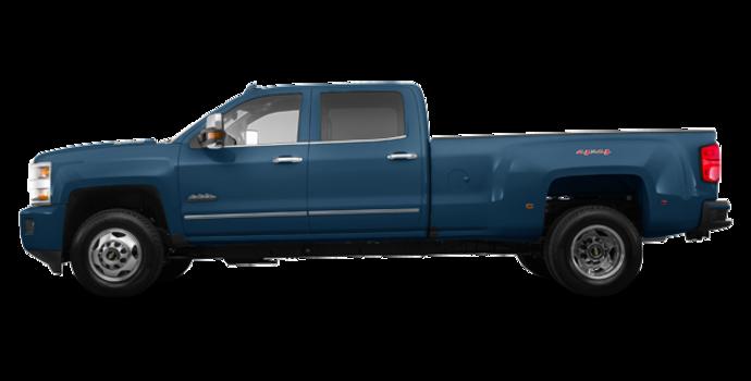 2018 Chevrolet Silverado 3500 HD HIGH COUNTRY | Photo 4 | Deep Ocean Blue Metallic