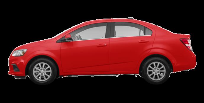 2018 Chevrolet Sonic LT | Photo 4 | Cajun Red