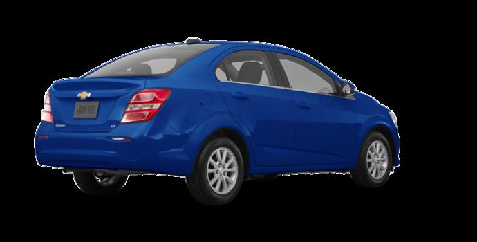 2018 Chevrolet Sonic LT | Photo 5 | Kinetic Blue Metallic
