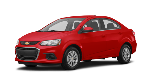 2018 Chevrolet Sonic LT | Photo 6 | Red Hot