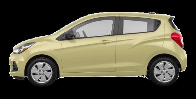 2018 Chevrolet Spark LS | Photo 4 | Brimstone