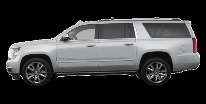 2018 Chevrolet Suburban PREMIER | Photo 4 | Silver Ice Metallic