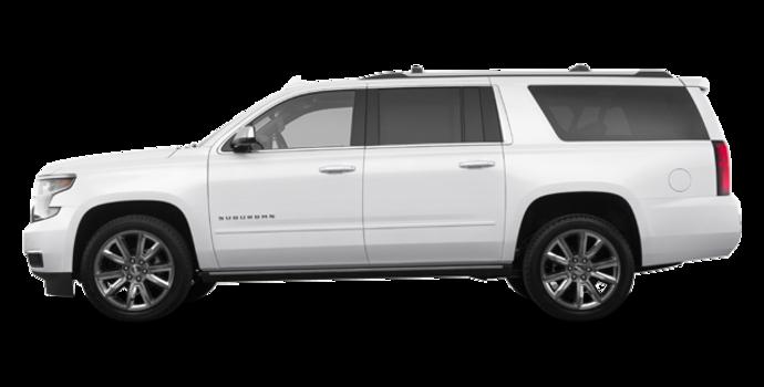 2018 Chevrolet Suburban PREMIER | Photo 4 | Summit White
