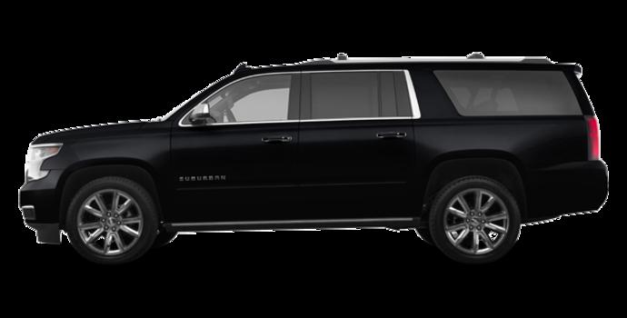 2018 Chevrolet Suburban PREMIER | Photo 4 | Black