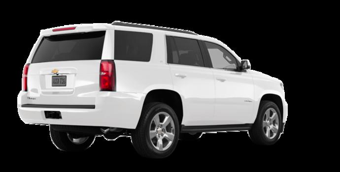 2018 Chevrolet Tahoe LT | Photo 5 | Summit White