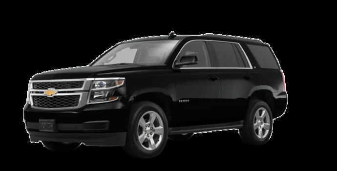 2018 Chevrolet Tahoe LT | Photo 6 | Black