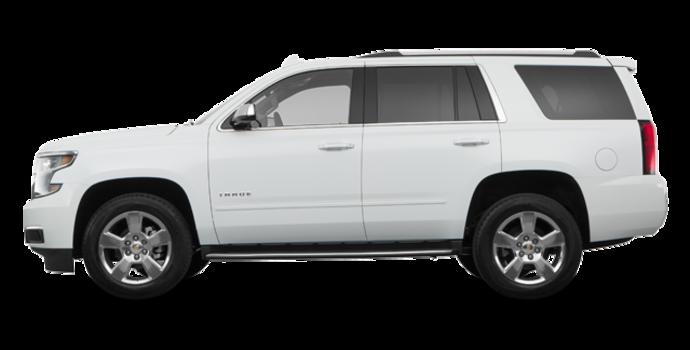 2018 Chevrolet Tahoe PREMIER | Photo 4 | Summit White