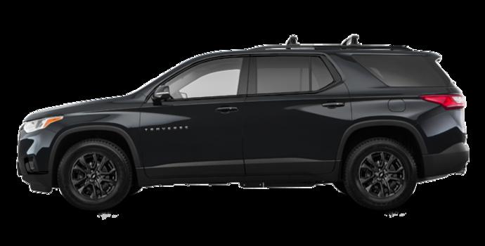 2018 Chevrolet Traverse RS | Photo 4 | Mosaic Black Metallic