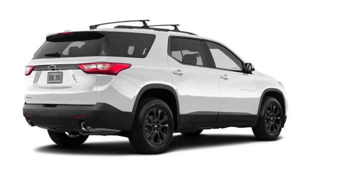 2018 Chevrolet Traverse RS | Photo 5 | Iridescent pearl tricoat