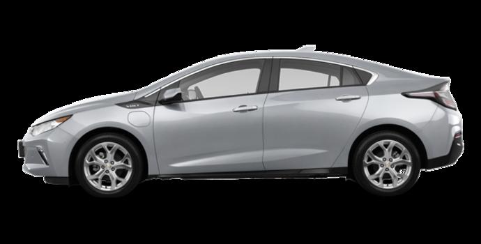 2018 Chevrolet Volt PREMIER   Photo 4   Silver Ice Metallic