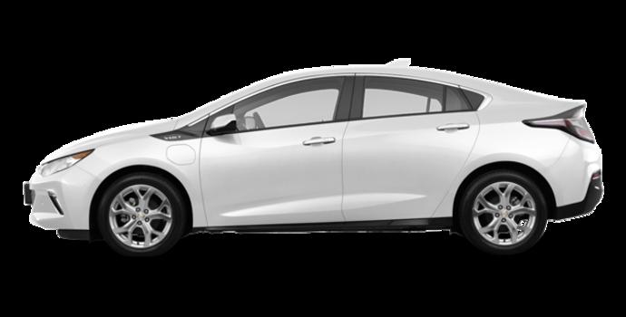 2018 Chevrolet Volt PREMIER   Photo 4   Summit White