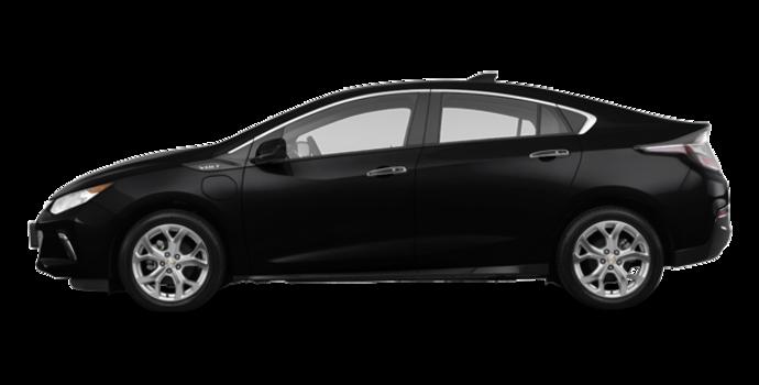 2018 Chevrolet Volt PREMIER   Photo 4   Mosaic Black Metallic