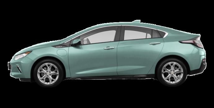 2018 Chevrolet Volt PREMIER   Photo 4   Green Mist Metallic