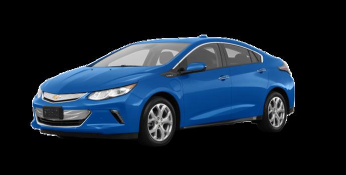 2018 Chevrolet Volt PREMIER   Photo 6   Kinetic Blue Metallic