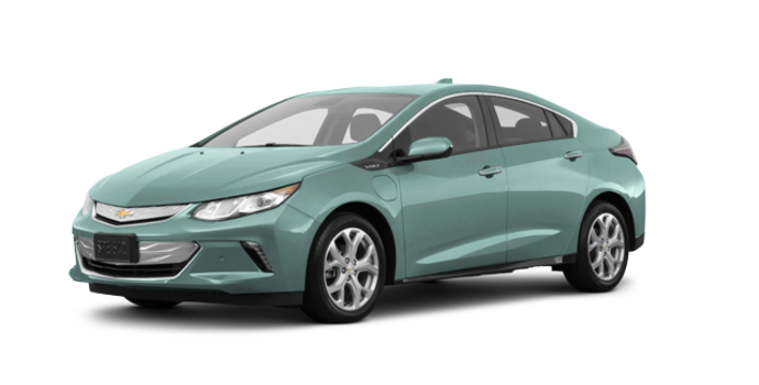 2018 Chevrolet Volt PREMIER   Photo 6   Green Mist Metallic