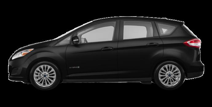 2018 Ford C-MAX HYBRID SE | Photo 4 | Shadow Black