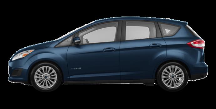 2018 Ford C-MAX HYBRID SE | Photo 4 | Blue