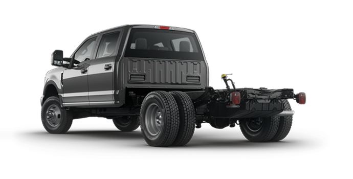 2018 Ford Chassis Cab F-350 XL   Photo 5   Magnetic