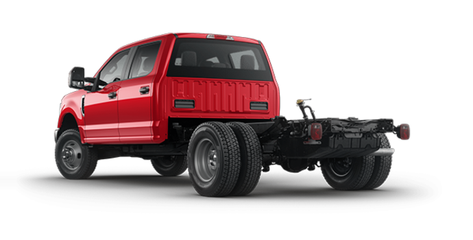 2018 Ford Chassis Cab F-350 XL   Photo 5   Race Red