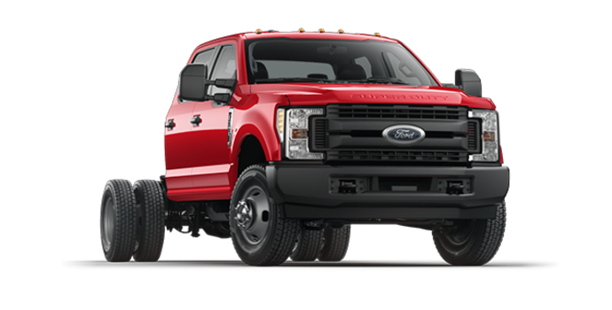 2018 Ford Chassis Cab F-350 XL   Photo 6   Race Red