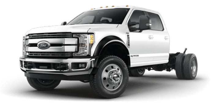 2018 Ford Chassis Cab F-450 LARIAT | Photo 4 | Oxford White