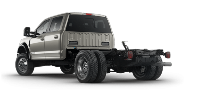 2018 Ford Chassis Cab F-450 LARIAT | Photo 5 | Stone Gray