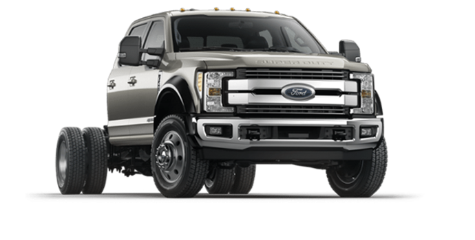 2018 Ford Chassis Cab F-450 LARIAT | Photo 6 | Stone Gray