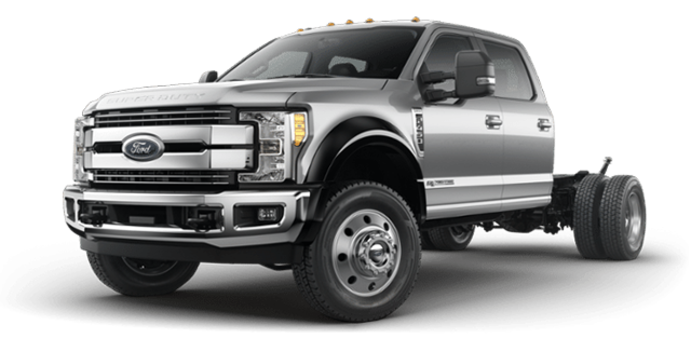 2018 Ford Chassis Cab F-450 LARIAT | Photo 4 | Ingot Silver