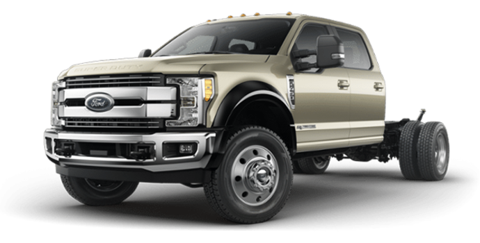 2018 Ford Chassis Cab F-450 LARIAT | Photo 4 | White Gold