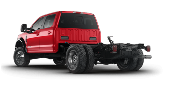 2018 Ford Chassis Cab F-450 LARIAT | Photo 5 | Race Red