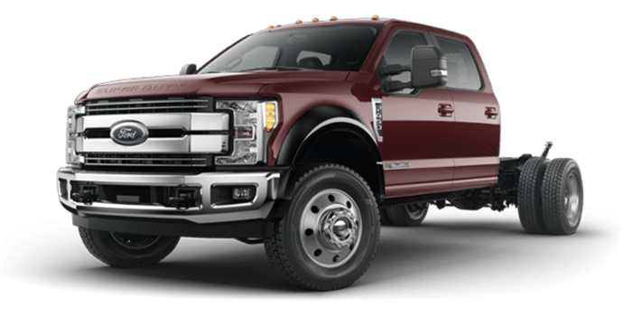 2018 Ford Chassis Cab F-450 LARIAT | Photo 4 | Magma Red