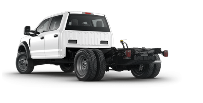 2018 Ford Chassis Cab F-450 XL   Photo 5   Oxford White