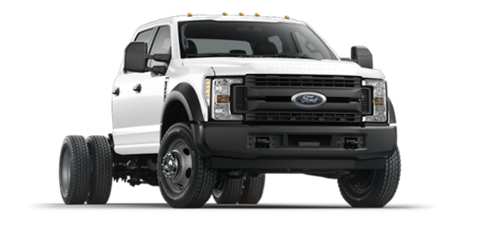 2018 Ford Chassis Cab F-450 XL   Photo 6   Oxford White