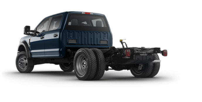 2018 Ford Chassis Cab F-450 XL   Photo 5   Blue Jeans