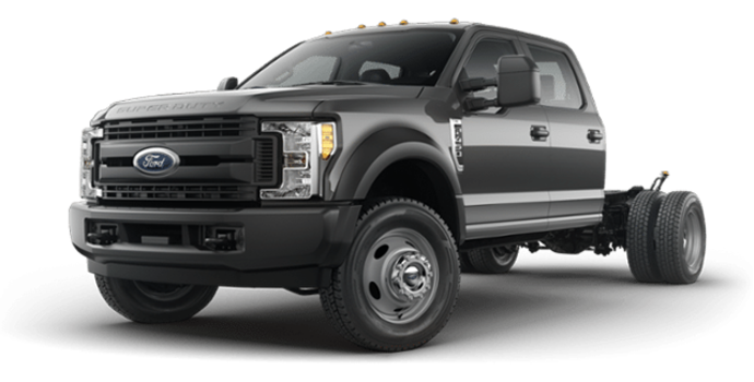 2018 Ford Chassis Cab F-450 XL   Photo 4   Magnetic