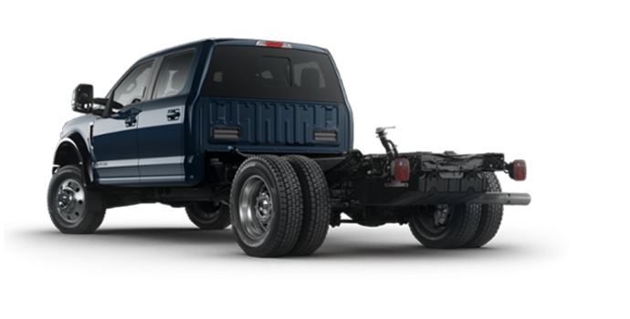 2018 Ford Chassis Cab F-550 LARIAT | Photo 5 | Blue Jeans