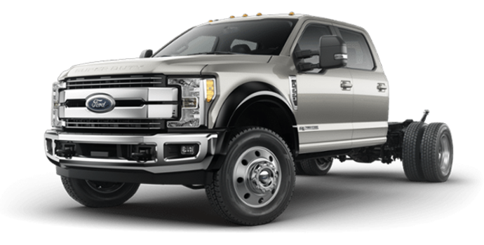 2018 Ford Chassis Cab F-550 LARIAT | Photo 4 | Stone Gray