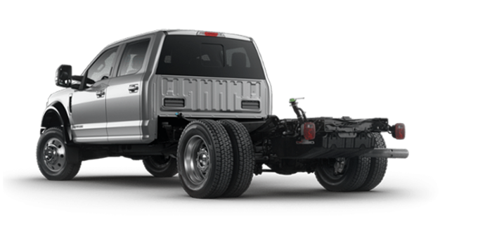 2018 Ford Chassis Cab F-550 LARIAT | Photo 5 | Ingot Silver