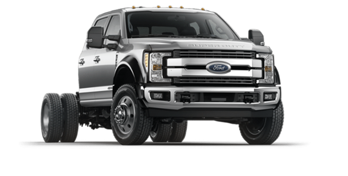 2018 Ford Chassis Cab F-550 LARIAT | Photo 6 | Ingot Silver