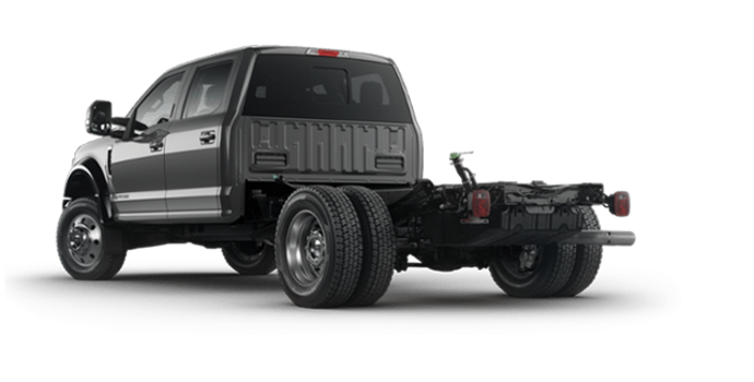 2018 Ford Chassis Cab F-550 LARIAT | Photo 5 | Magnetic
