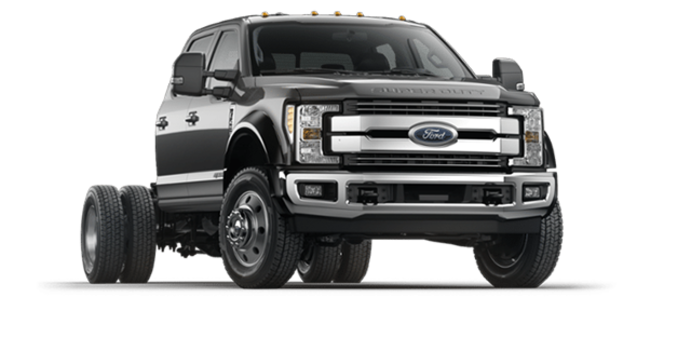 2018 Ford Chassis Cab F-550 LARIAT | Photo 6 | Magnetic