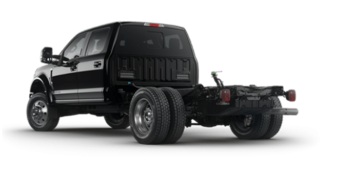 2018 Ford Chassis Cab F-550 LARIAT | Photo 5 | Shadow Black
