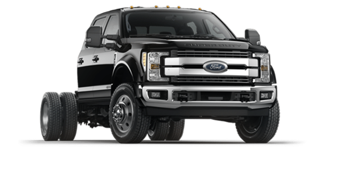 2018 Ford Chassis Cab F-550 LARIAT | Photo 6 | Shadow Black