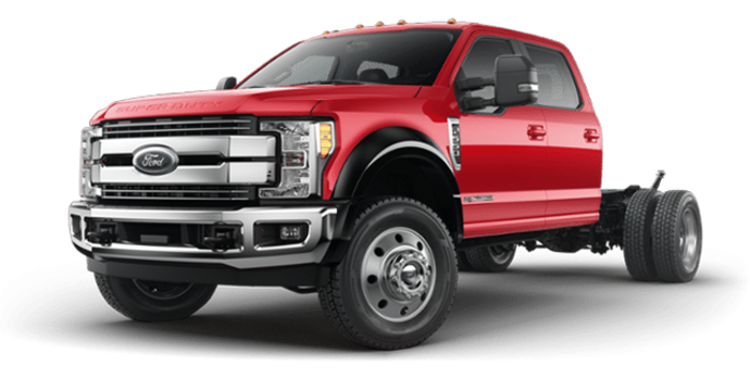 2018 Ford Chassis Cab F-550 LARIAT | Photo 4 | Race Red