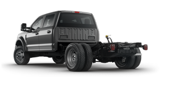 2018 Ford Chassis Cab F-550 XLT | Photo 5 | Magnetic