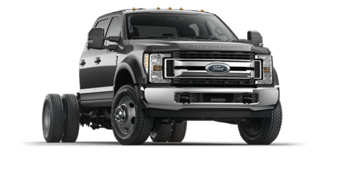 2018 Ford Chassis Cab F-550 XLT | Photo 6 | Magnetic