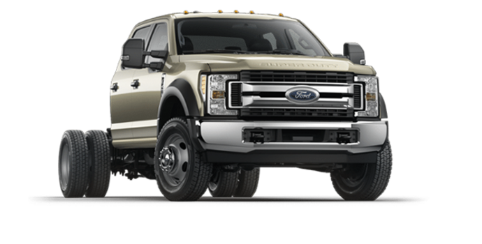 2018 Ford Chassis Cab F-550 XLT | Photo 6 | White Gold